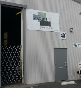 New Warehouse Sign - Marblus