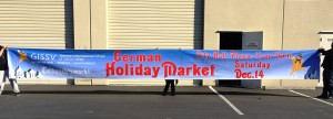 Large Street Banner with full Color Graphics