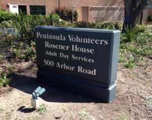 Upgraded Monument - Peninsula Volunteers