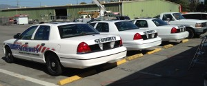 Fleet graphics - Paramount Great America Security