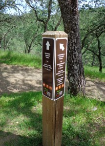 Trail Signs - Open Space