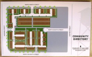 Redraw Property Map for Mariani Square