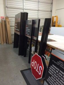 Signs in production - Marvell