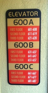 Building ID sign - Full color graphics - Dinha's