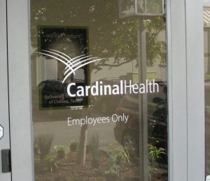 Window Graphics - Cardinal Health