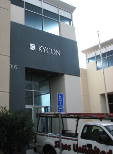 Custom Logo Letter Sign - Kycon