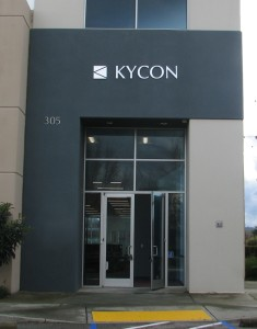 New Building Sign - Kycon