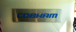 Custom Lobby Sign - Cobham