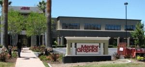 Custom Monument and Building Signs - Mentor Graphics