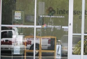 intersec ENT - New Signs