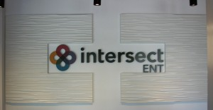 intersec ENT - New Signs