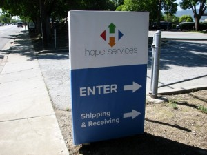 Monument Covered - Hope Services