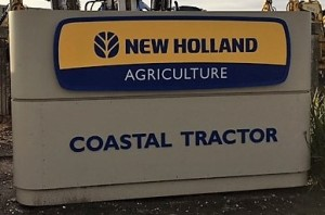 Monument Signs - New Holland