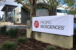 Monument Sign Cover - Pacific Biosciences